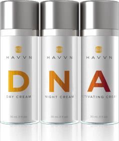 Havvn biologische DNA set 3x 30ml
